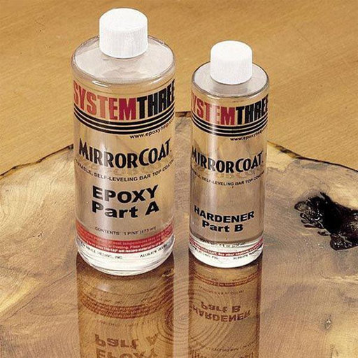 View a Larger Image of MirrorCoat System Three Top Coat, 1-1/2 Quart