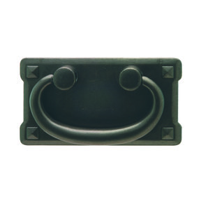 Mission Bail Pull Black Oxide