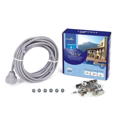 "View a Larger Image of Mist Cooling Kit, 20 ft., 1/4"", #241006"