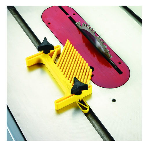 View a Larger Image of Miter Slot Featherboard