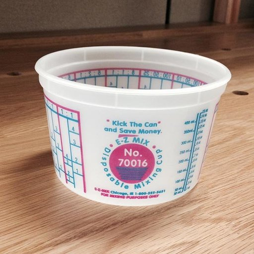 View a Larger Image of Mixing Cup, Quart