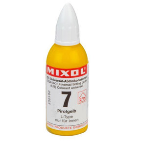 Tint Canary Yellow, #07, 20 mL