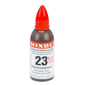 Tint Dark Brown, #23, 20 mL