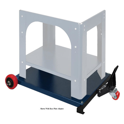 View a Larger Image of Mobility Kit with Foot Pedal for RIKON Bandsaws
