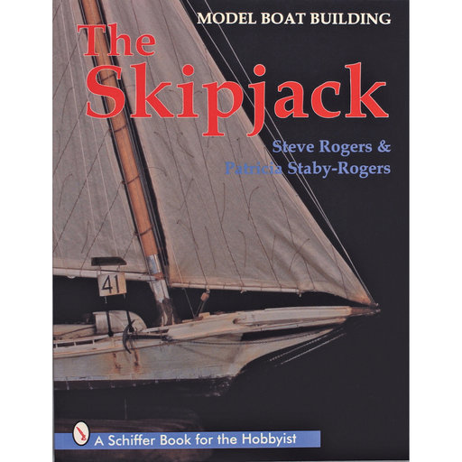 View a Larger Image of Model Boat Building, The Skipjack