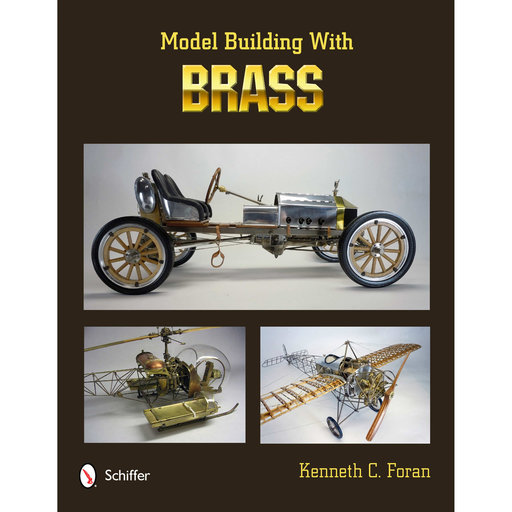 View a Larger Image of Model Building with Brass