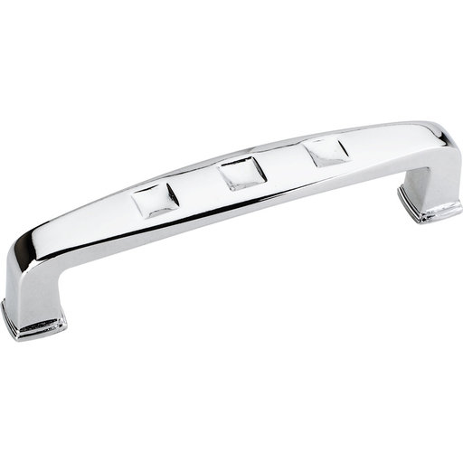 View a Larger Image of Modena Pull, 96 mm C/C, Polished Chrome