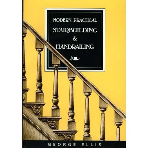 View a Larger Image of Modern Practical Stairbuilding & Handrailing