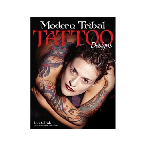 View a Larger Image of Modern Tribal Tattoo Designs