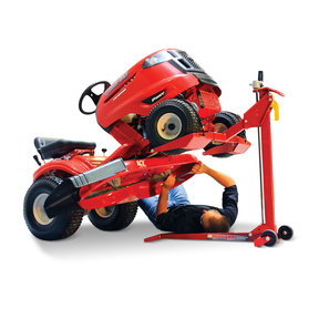 EZMAX Mower Lift, 450lbs. Lift Capacity