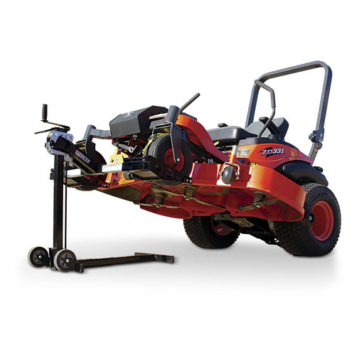 View a Larger Image of XT Mower Lift, 500lbs. Lift Capacity