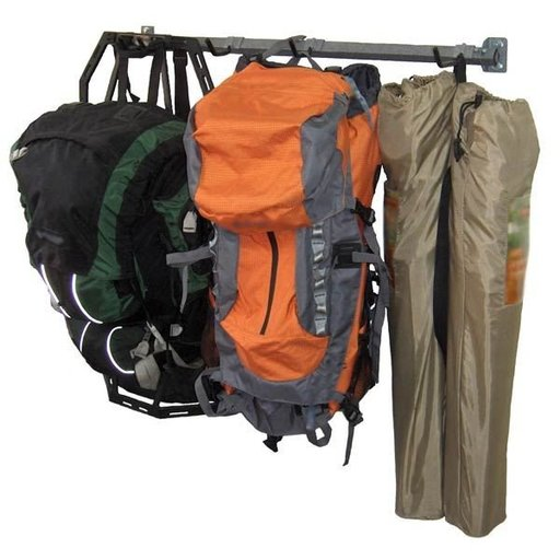 View a Larger Image of Camping Gear Rack