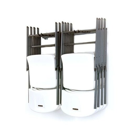 View a Larger Image of Folding Chair Rack - Small