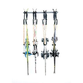 Four Ski Storage Rack