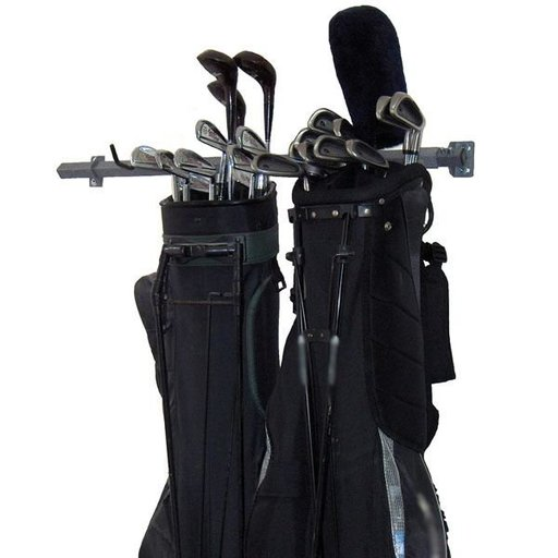 View a Larger Image of Golf Bag Rack - Small