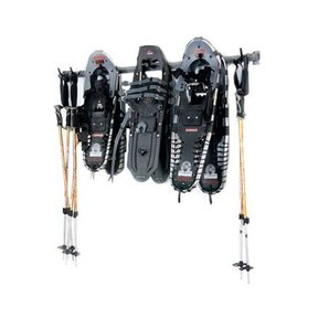 Large Snowshoe Storage Rack