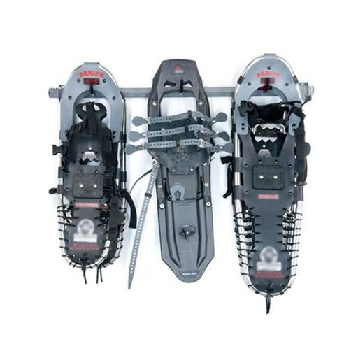 View a Larger Image of Small Snowshoe Storage Rack