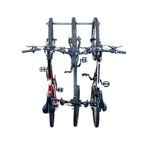 Three Bike Storage Rack