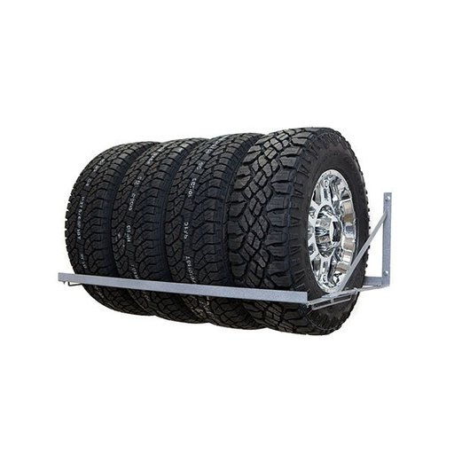 View a Larger Image of Tire Storage Rack