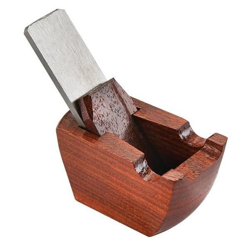 View a Larger Image of Mujingfang Ox Horn Dutch Style Thumb Plane