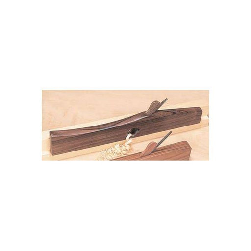 """View a Larger Image of Rosewood Long 3/4"""" Rabbet Plane"""