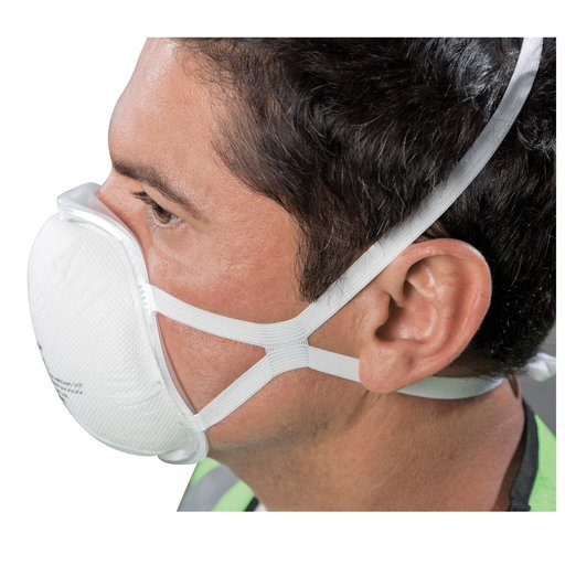 View a Larger Image of N95 Dust Mask, Medium