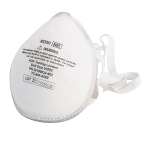 N95 Dust Mask, X-Large