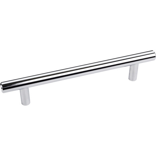 View a Larger Image of Naples Pull, 128 mm C/C, Polished Chrome