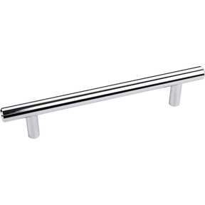 Naples Pull, 128 mm C/C, Polished Chrome
