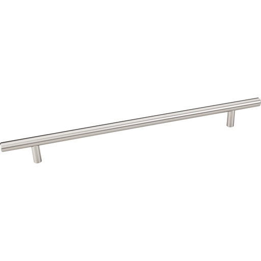 View a Larger Image of Naples Pull, 256 mm C/C, Satin Nickel