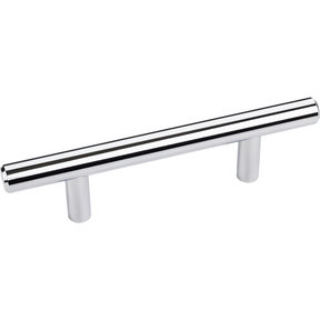 "Naples Pull, 3"" C/C, Polished Chrome"