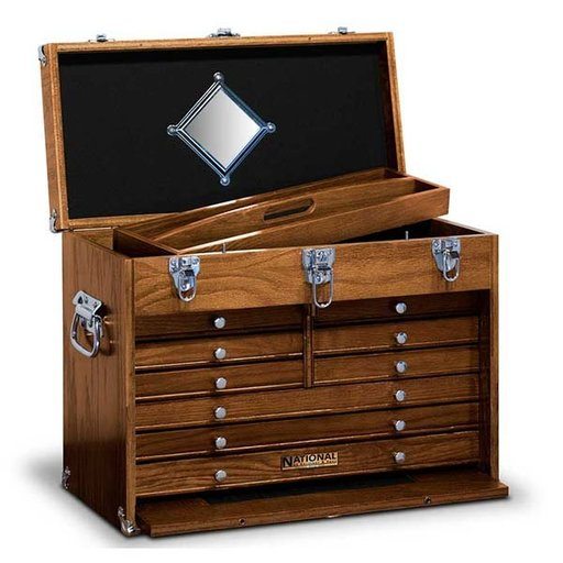 View a Larger Image of National by Gerstner N-531 Hobby Chest