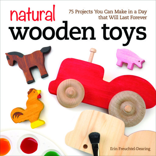 View a Larger Image of Natural Wooden Toys