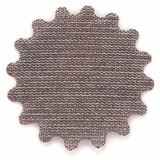 """View a Larger Image of 3"""" New Wave Mesh Hook & Loop Sanding Disc 120 Grit 10 pk"""