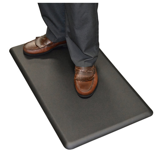"View a Larger Image of Newlife Eco-Pro Advantage Mat, Black, 18"" x 30"""
