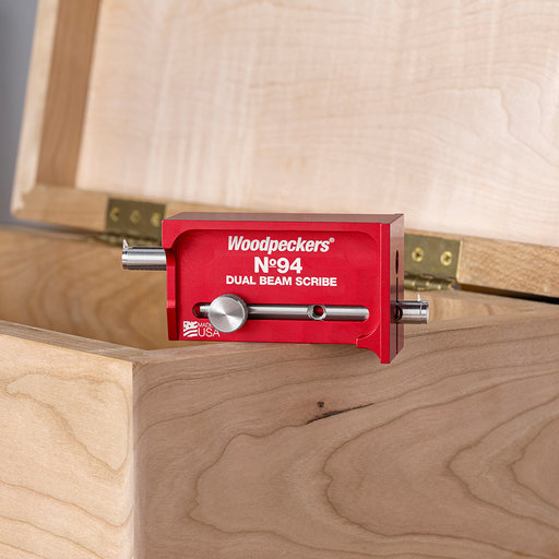 View a Larger Image of No 94 Dual Beam Scribe-Metric