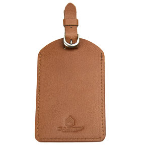Nomad - Leather Luggage Tag
