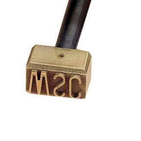 Non-Electric Branding Iron, 1-3 Letters/Numbers