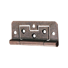 "Non-mortise Hinge 11/16"" x 2"", Pair"