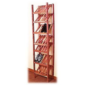 "18"" Basic Ventilated Shoe Cubby Kit"