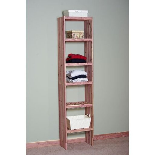 "View a Larger Image of 18"" Deluxe Ventilated Cubby Kit"