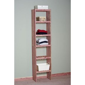 """18"""" Deluxe Ventilated Cubby Kit"""