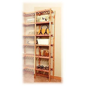 "24"" Basic Ventilated Cubby Add-On Kit"