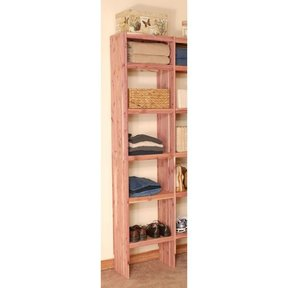 "24"" Deluxe Solid Cubby Add-On Kit"
