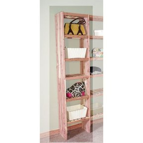 "24"" Deluxe Ventilated Cubby Add-On Kit"
