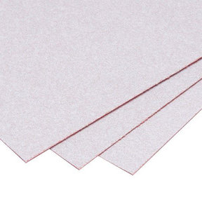 "9"" x 11"" Sanding Sheets 220 Grit 3 pc"