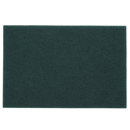 "View a Larger Image of 6"" x 9"" Non-Woven Sanding Pad 1pc Green #0"