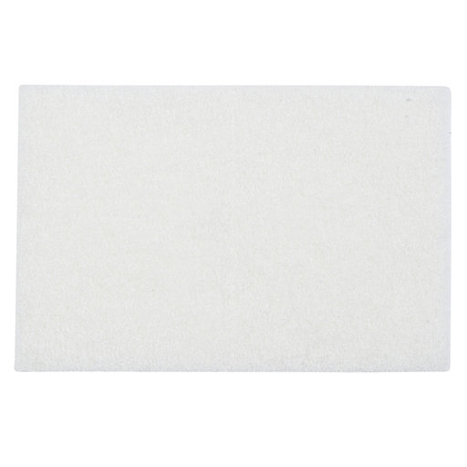 View a Larger Image of Non-Woven Sanding Pad 1pc, White, #0000