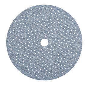 "ProSand MULTI-AIR 5"" Multi-Hole Pattern Hook & Sand Disc, 320 grit, 10 pack"