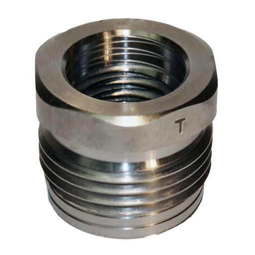 "View a Larger Image of NOVA ITNS Chuck Insert/Adaptor 1"" 8 TPI RH & LH Dual Thread"